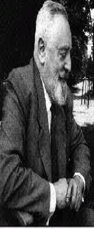 Viktor Schauberger portret