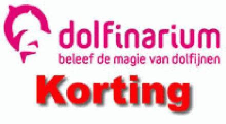 Gratis naar Dolfinarium Harderwijk