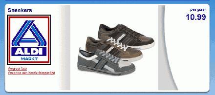Goedkope merkschoenen, de goedkoopste merkschoenen