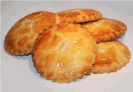 Zelf gevulde koeken maken