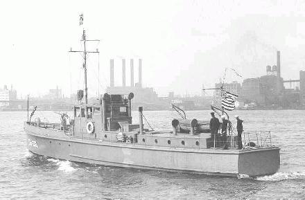 CG 100 a 75 foot Patrol Boat