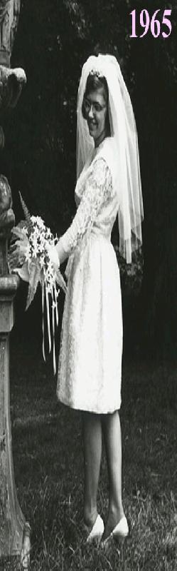 de mooiste bruidjes