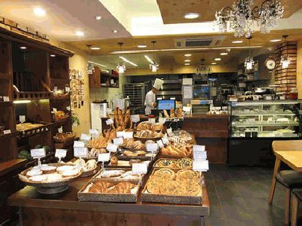 Franse boulangerie
