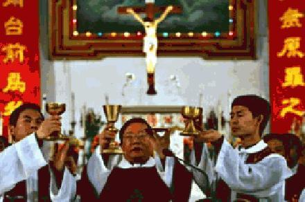 priester christenen kerk China