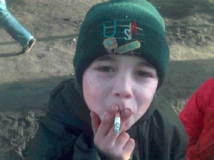 Roken is lelijk en dom
