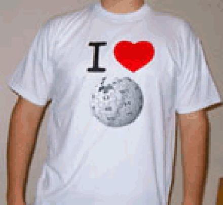 Wiki shirt