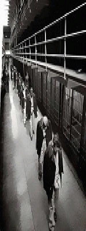 Inside Prison, Disciplined Prisoners - Binnen in de Gevangenis, Gedisciplineerde Gevangenen