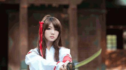 samurai-girl