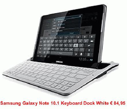 tablet Keyboard Dock