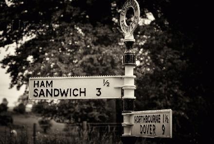 Bordje Ham Sandwich