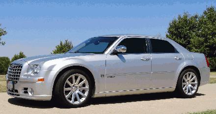 2006 Chrysler 300C SRT8 6.1L 425hp HEMI