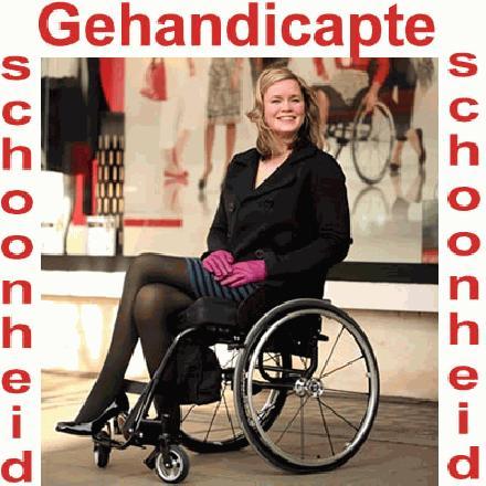 Mooie invalide vrouwen, de mooiste invalide vrouwen