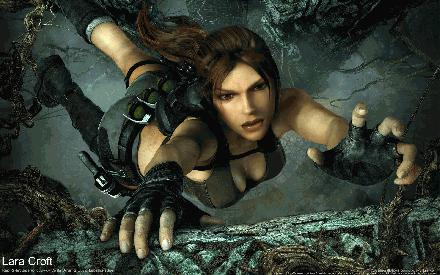 Tomb Raider Underworld Lara Croft