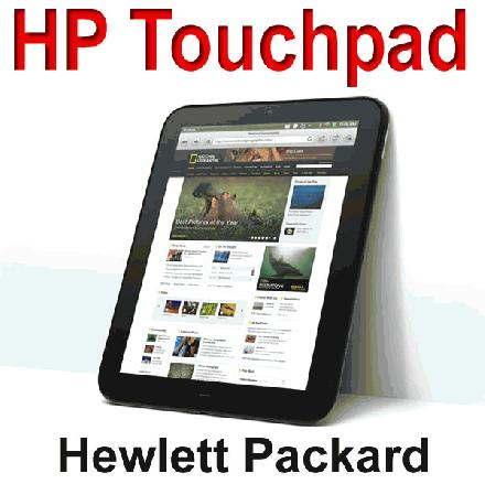 HP tablet, HP touchpad, HP mini laptop