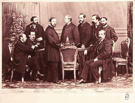 Provisional Government ná de First Revolution in Spanje, 1869