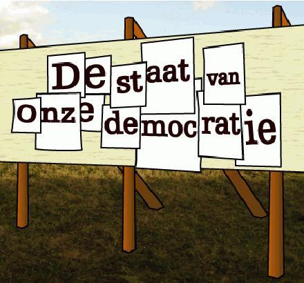 De staan van onze democratie