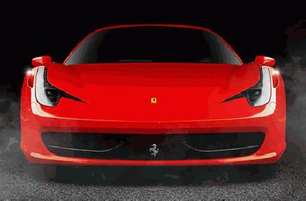 Ferrari 458 Italia FERRARI RAPTOR