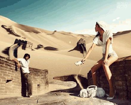 Chinese Muur spreekbeurt, Chinese Muur werkstuk