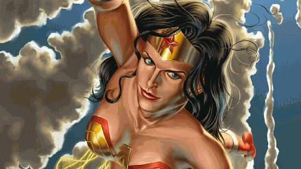 004 Wonder Woman Tiara