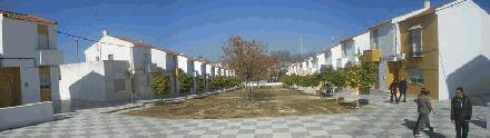 Marinaleda huizen