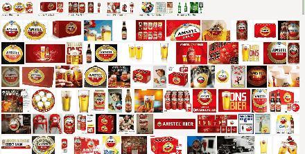 Google Amstel bier resultaten
