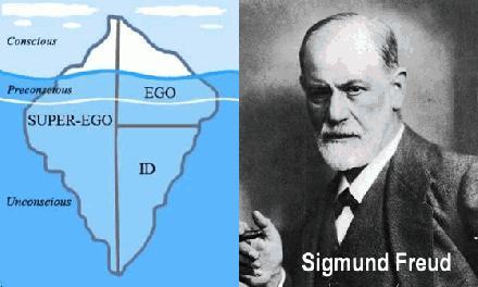 Freud, id, ego, superego