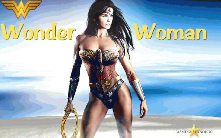 001 Wonder Woman