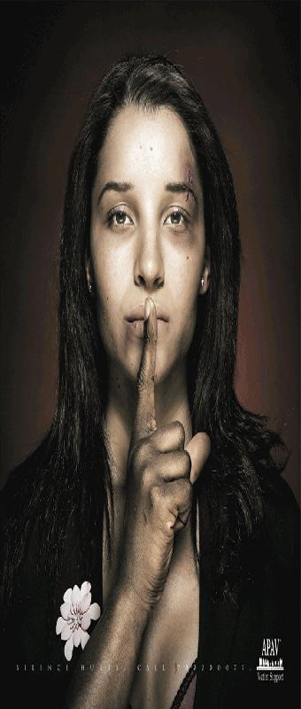 Silence Within Domestic Violence