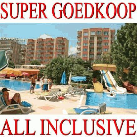 Super goedkoop all in Alanya Turkije