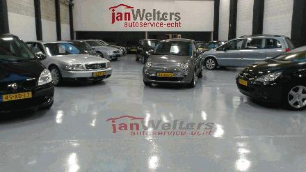 Autobedrijf Welters Echt showroom