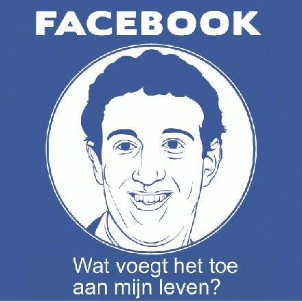 Wat voegt facebook toe aan mijn leven
