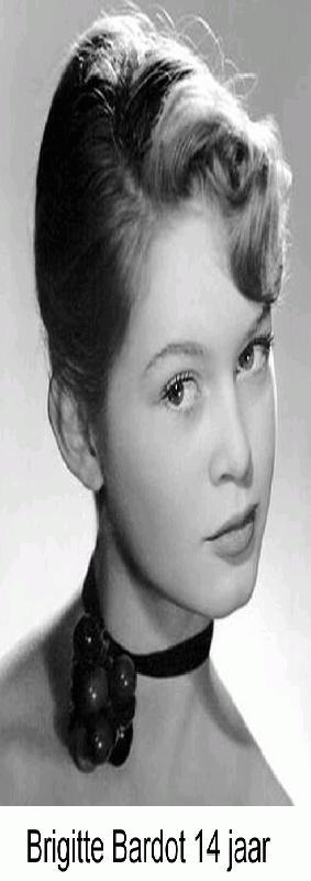 brigitte bardot 14 jaar 1948