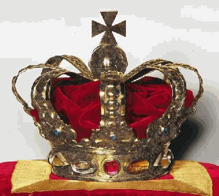 Kroon van Willem III