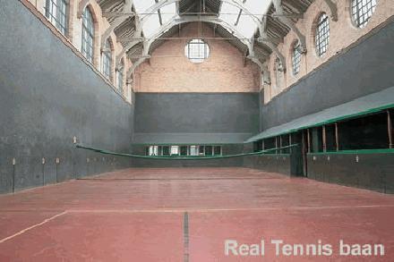 Reaal tennis