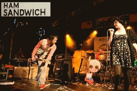 Rockband Ham Sandwich