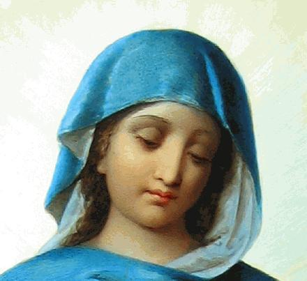 Maria vroeger