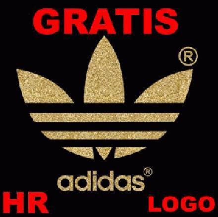 Gratis hoge resolutie Adidas logo