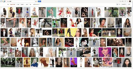 Google, girl, stiletto