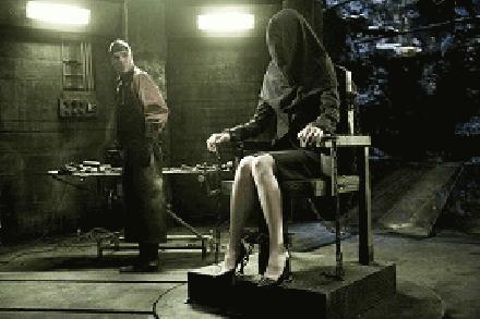 Foltering van een vrouw