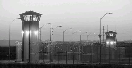 Prison, veel gevangenissen kennen hun bestaan al in 1800