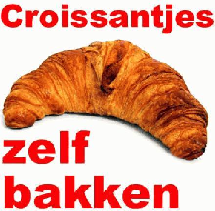 Zelf croissanten maken