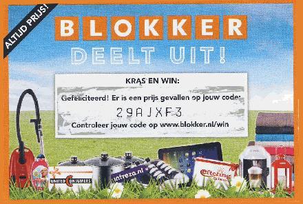001 Altijd prijs bij Blokker is je reinste flauwekul