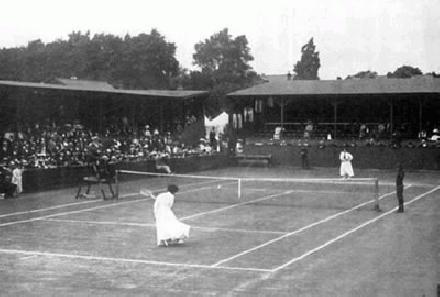 Europees tennis
