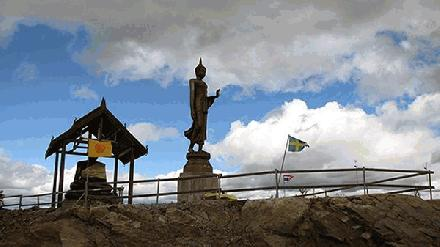 Fredrika de grootste boeddhistische tempel