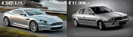 Duur rijden versus goedkoop rijden
