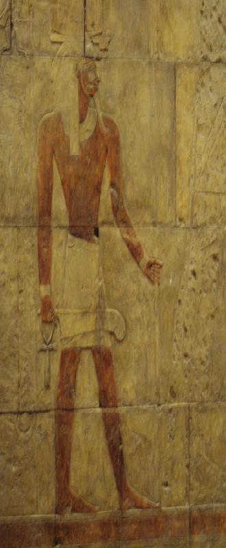 Ankh - Muur Schildering