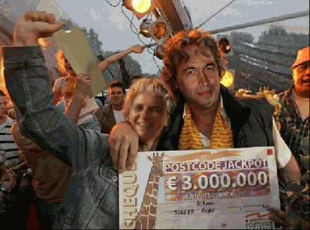 Geld maakt gelukkig, mijn leven als kersverse miljonair