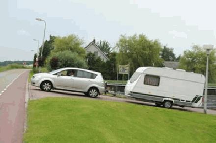 De beste caravan