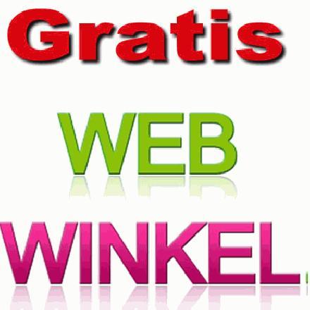 gratis webwinkel