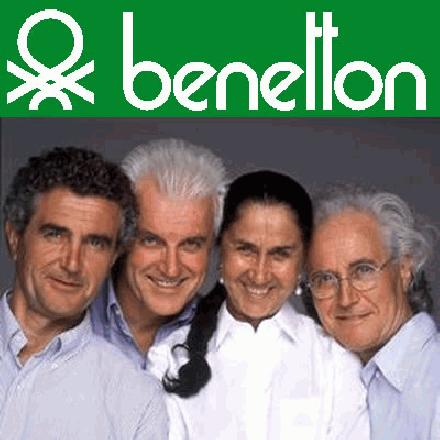 Goedkope kleding van Benetton